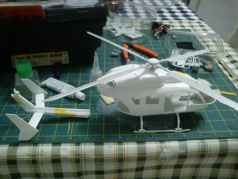 UH-72 Lakota 1-32 (EC 145 Eurocopter Revell) Dsc00811