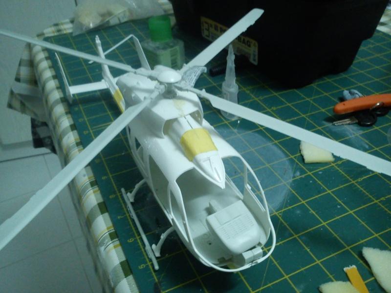 UH-72 Lakota 1-32 (EC 145 Eurocopter Revell) Dsc00812