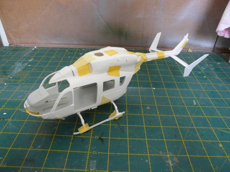 UH-72 Lakota 1-32 (EC 145 Eurocopter Revell) P1140510