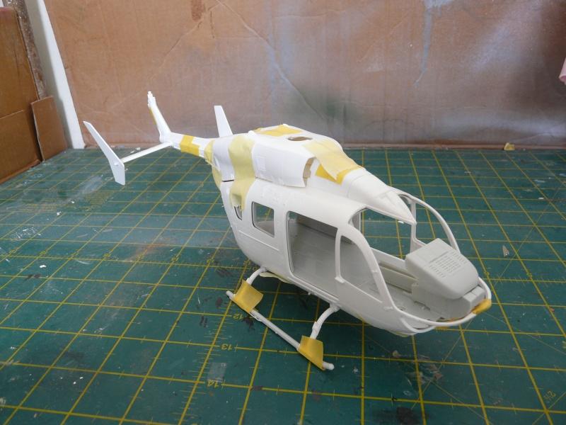 UH-72 Lakota 1-32 (EC 145 Eurocopter Revell) P1140511