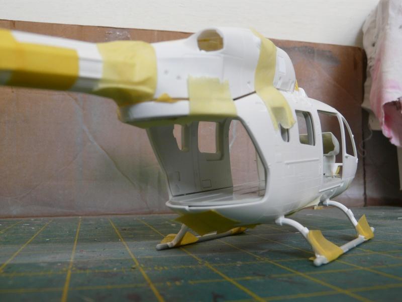 UH-72 Lakota 1-32 (EC 145 Eurocopter Revell) P1140512