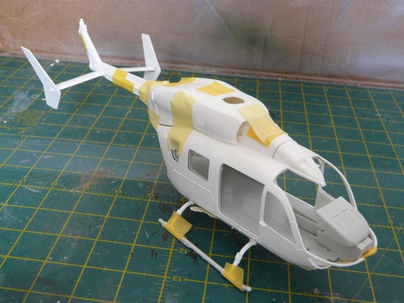 UH-72 Lakota 1-32 (EC 145 Eurocopter Revell) P1140513
