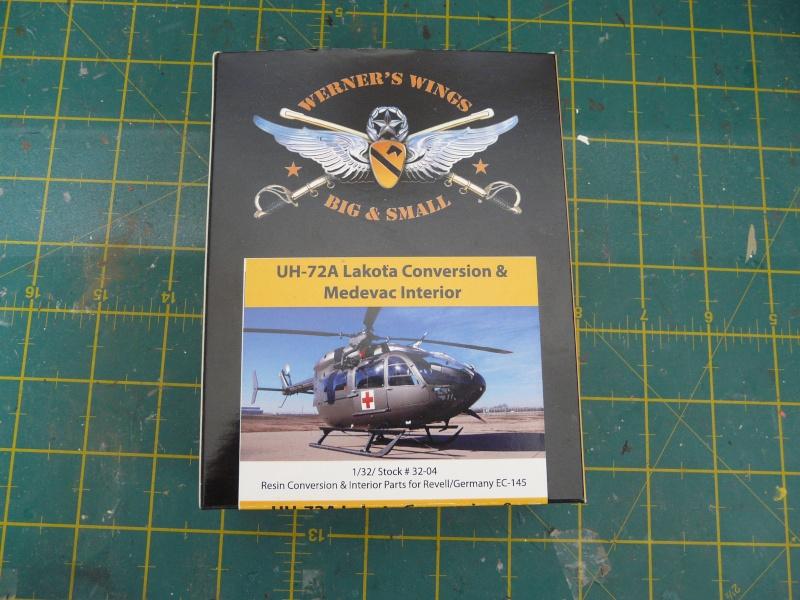 UH-72 Lakota 1-32 (EC 145 Eurocopter Revell) P1140514