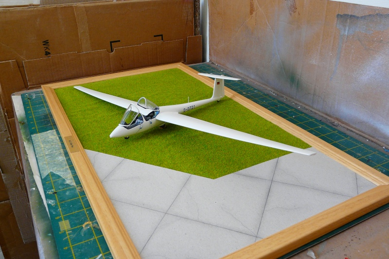 ASK-21 Glider 1-32 revell P1140814
