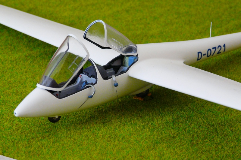 ASK-21 Glider 1-32 revell P1140815