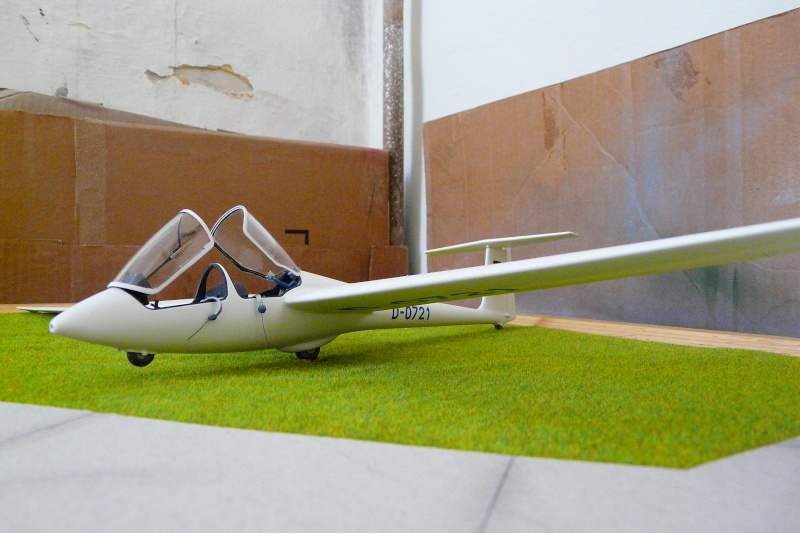 ASK-21 Glider 1-32 revell P1140816