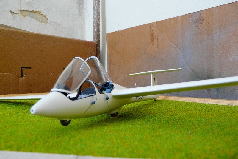 ASK-21 Glider 1-32 revell P1140817