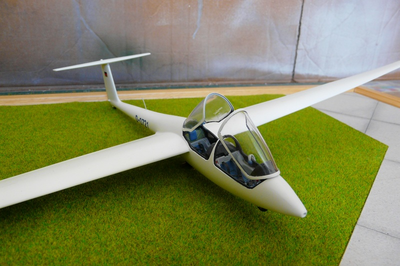 ASK-21 Glider 1-32 revell P1140818