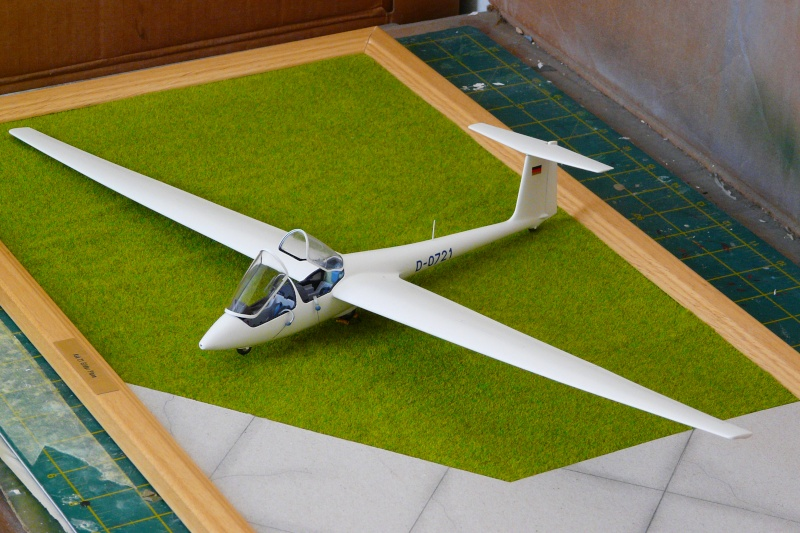 ASK-21 Glider 1-32 revell P1140910