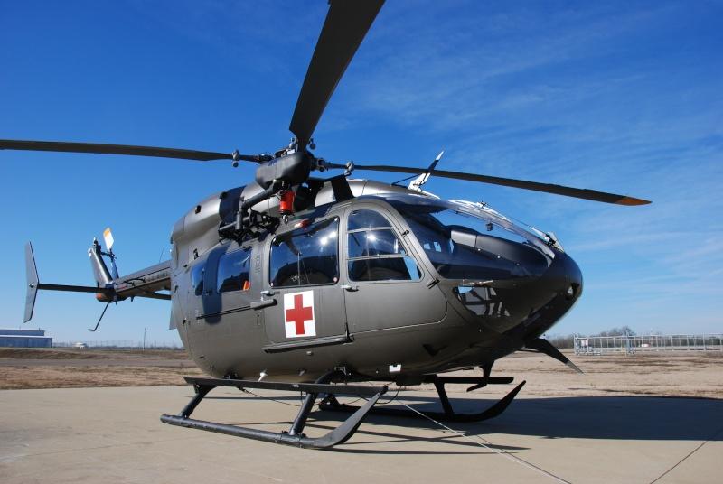 UH-72 Lakota 1-32 (EC 145 Eurocopter Revell) Photo_10