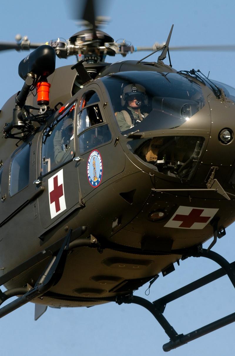 UH-72 Lakota 1-32 (EC 145 Eurocopter Revell) Photo_12