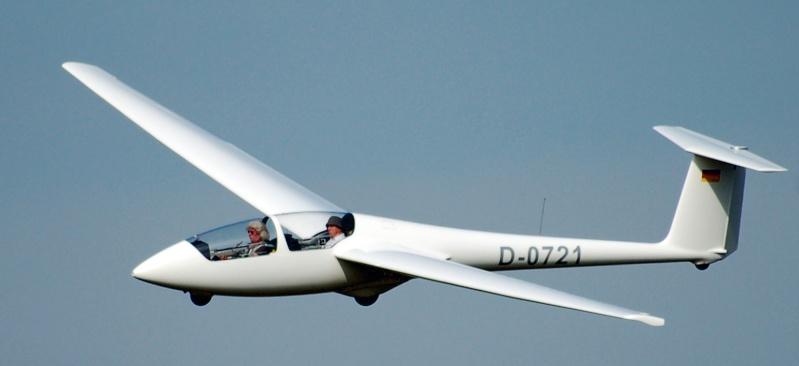 ASK-21 Glider 1-32 revell Schlei10