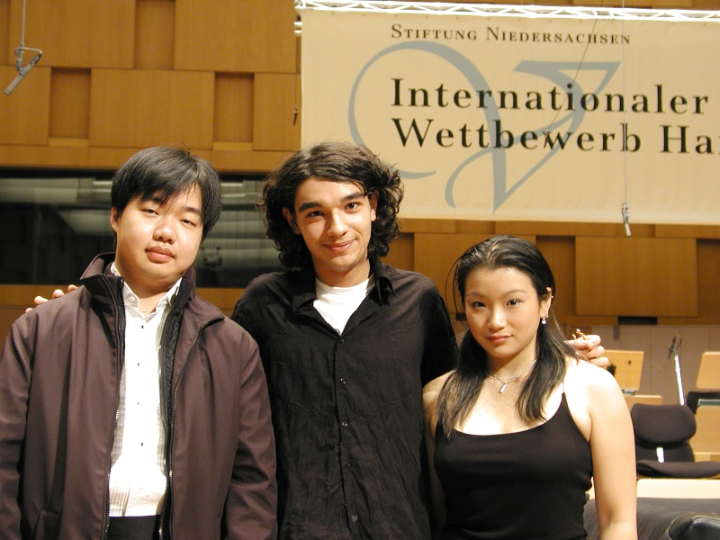 Concours International Hannovre 2003 Bild-711