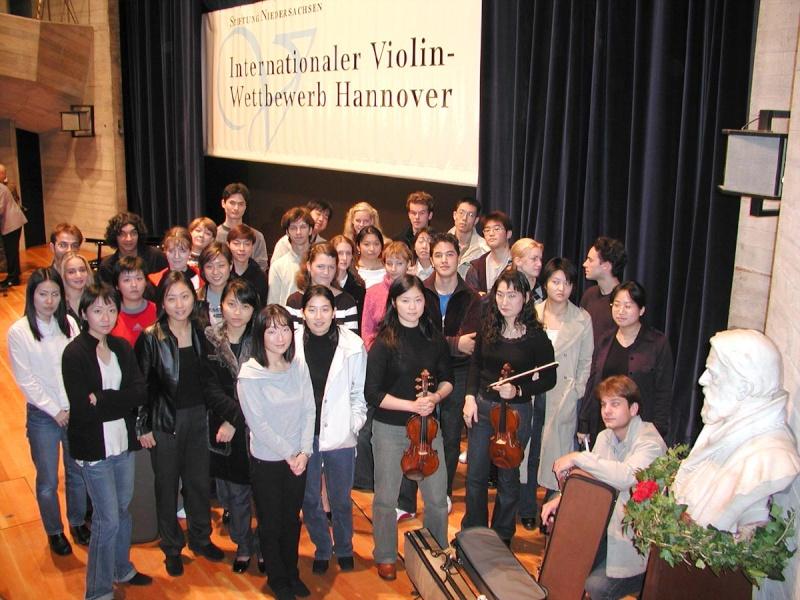Concours International Hannovre 2003 Bild-910