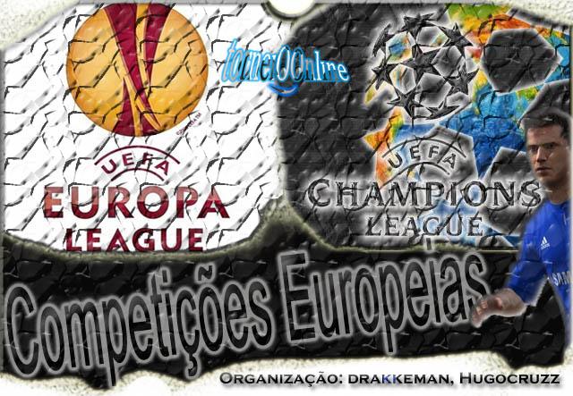 [FIFA10] Competições Europeias Compet10
