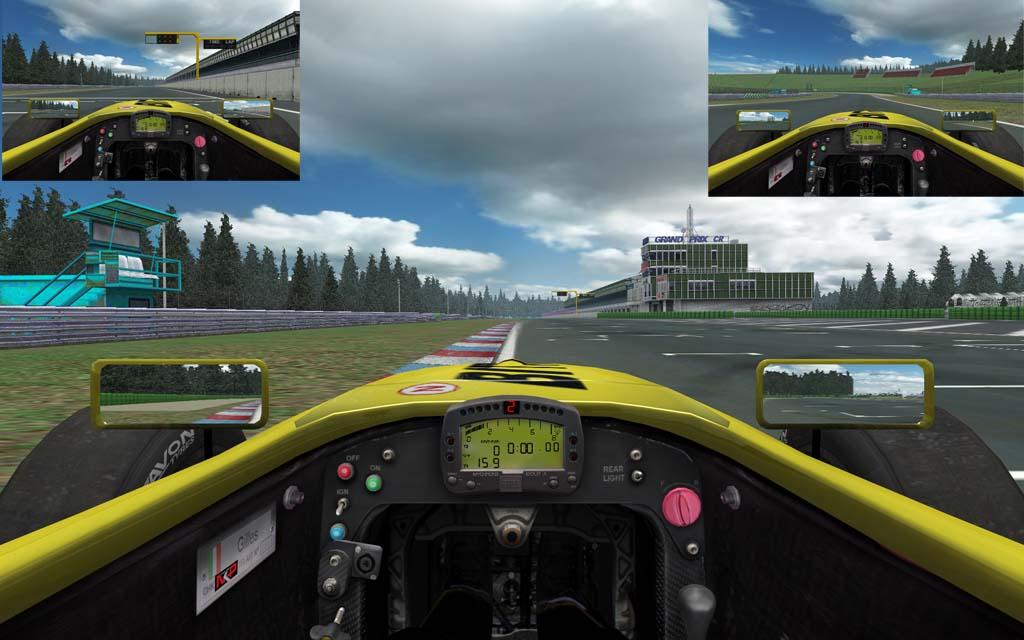 new track for netKar PRO:Brno Brno10