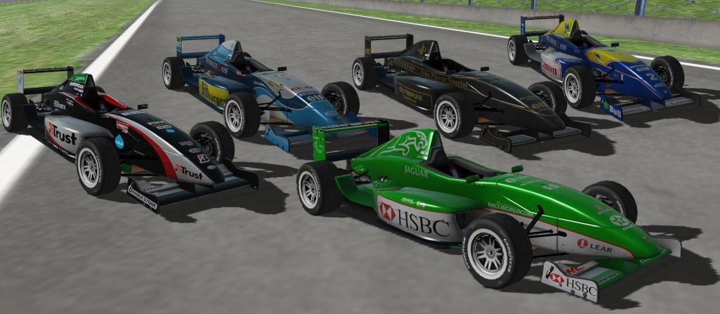 track - SKIN PACK 2010 Italian Track Series Championship F2000 F2000_14