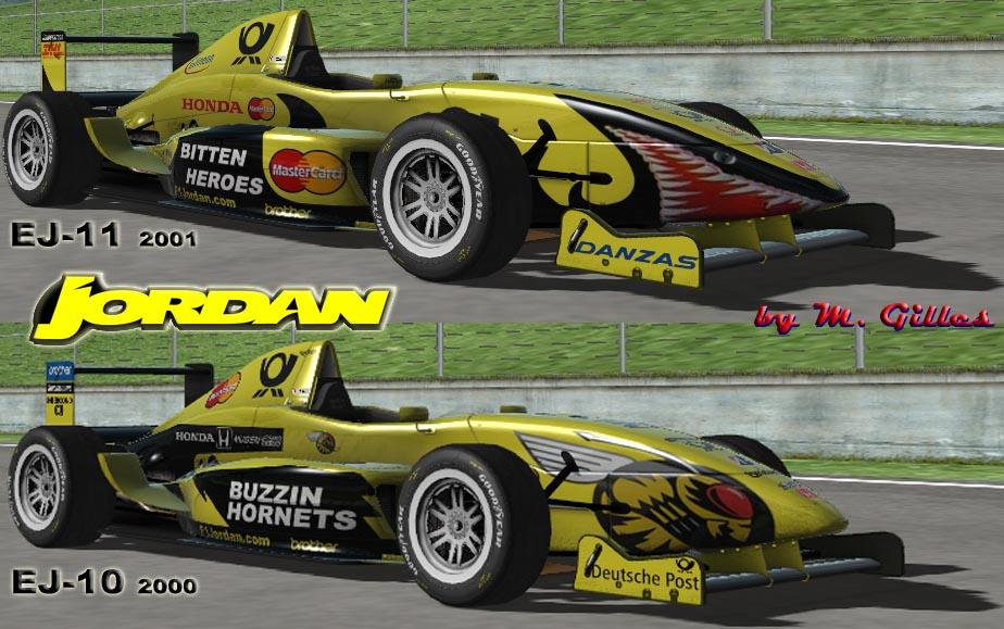 track - SKIN PACK 2010 Italian Track Series Championship F2000 Jordan12