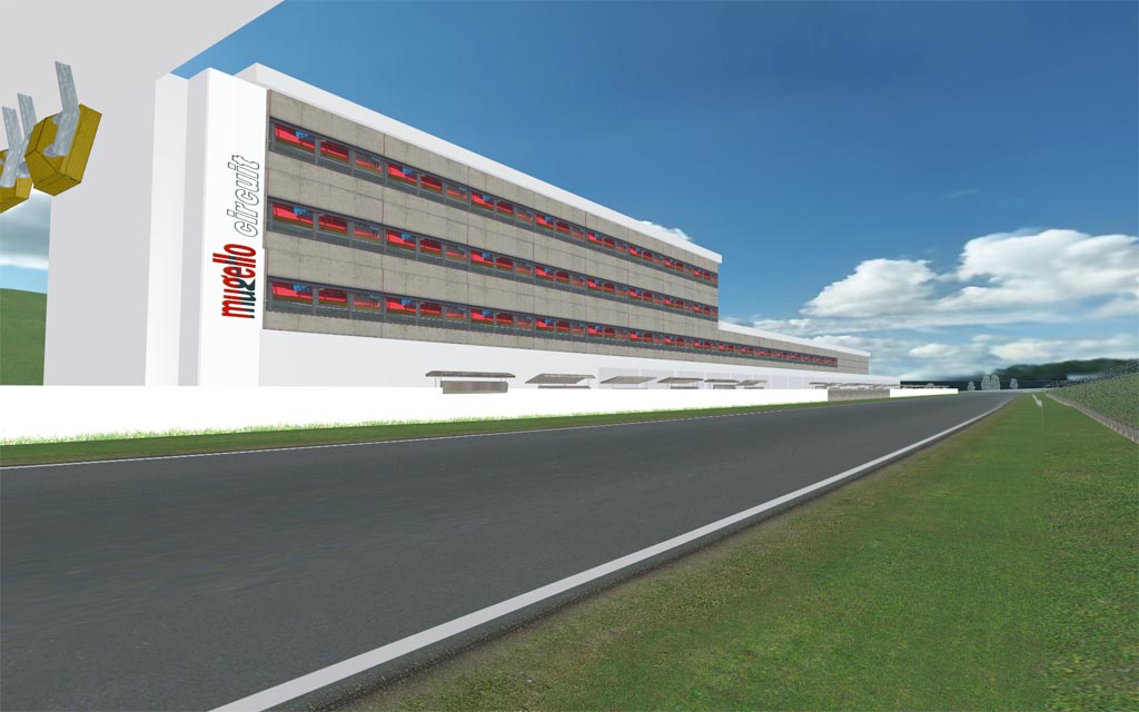 new track for netKar PRO build from scratch: Mugello Palbox11
