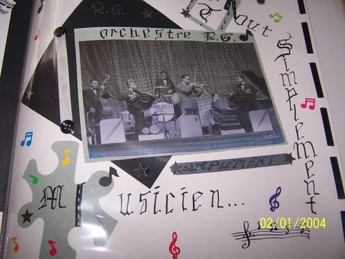 janv 2004 : l'album heritage pour ma maman 11481610
