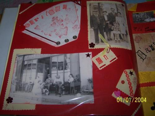 janv 2004 : l'album heritage pour ma maman 11481611