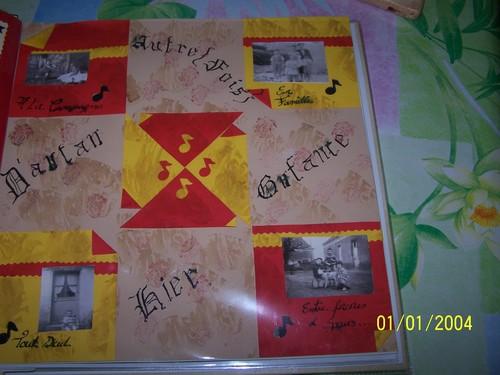janv 2004 : l'album heritage pour ma maman 11481612