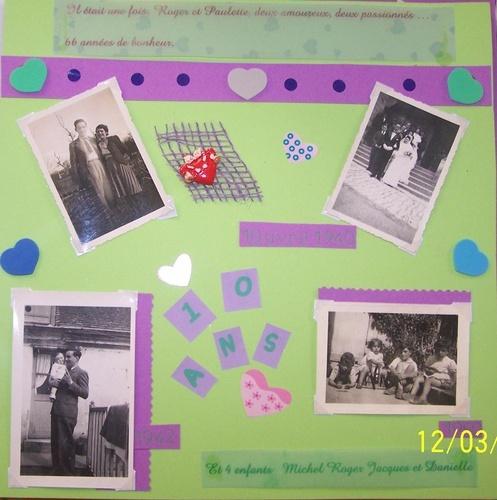 janv 2004 : l'album heritage pour ma maman 11481714