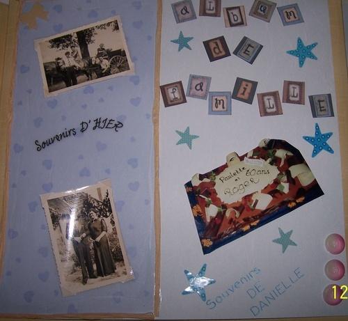 janv 2004 : l'album heritage pour ma maman 11481810