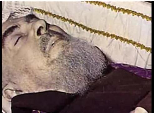 Padre Pio thaum ua neej nyob Pio10
