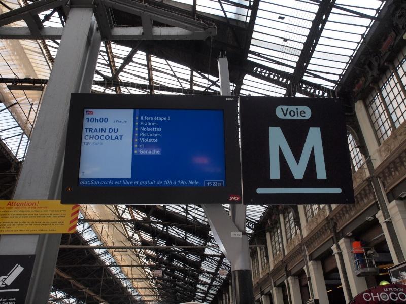 Le train du chocolat (Paris Gare de Lyon)  110