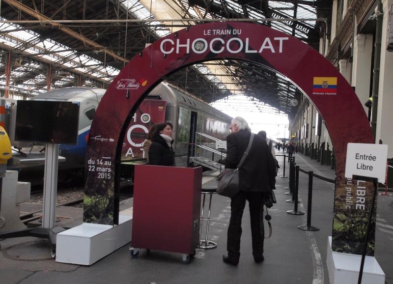 Le train du chocolat (Paris Gare de Lyon)  210