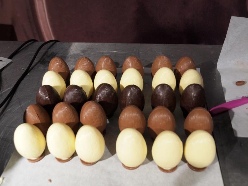 Le train du chocolat (Paris Gare de Lyon)  2110