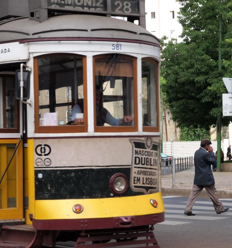 Histoire de Tram (Lisbonne) Tram210