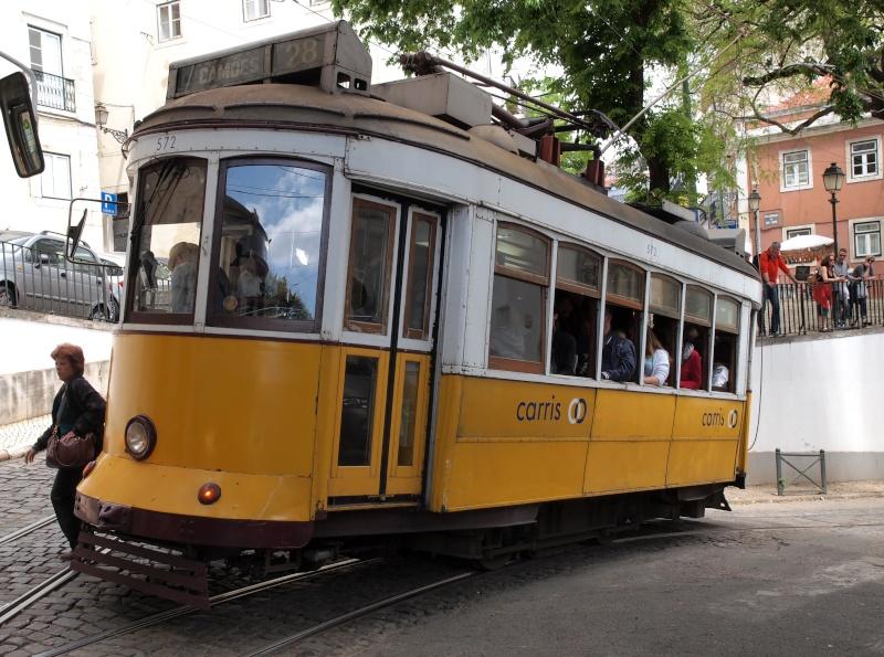 Histoire de Tram (Lisbonne) Tram410