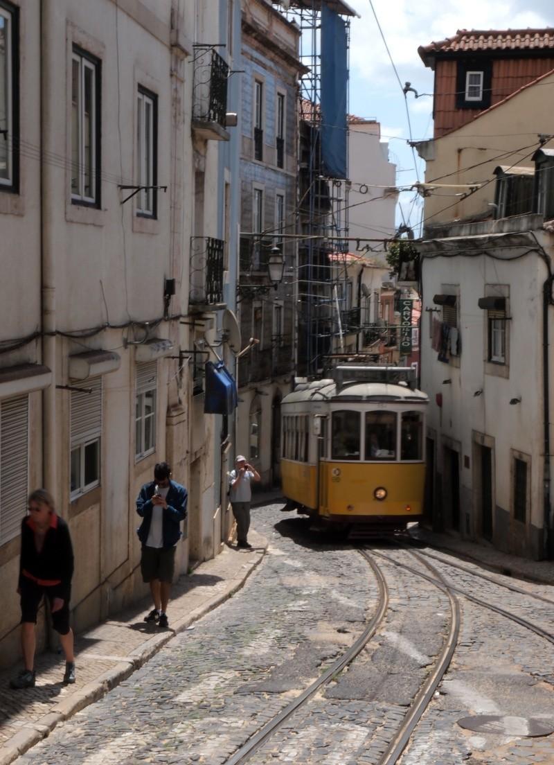 Histoire de Tram (Lisbonne) Tram510