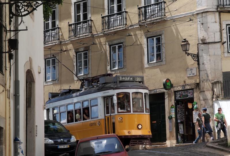 Histoire de Tram (Lisbonne) Tram610