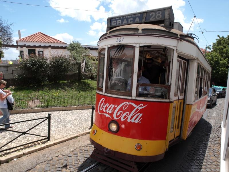 Histoire de Tram (Lisbonne) Tram_610