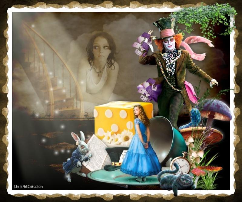 Alice au pays des Merveilles Alice_10