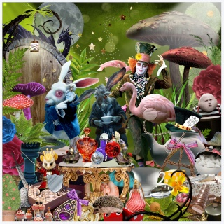 Alice au pays des Merveilles Alice_11