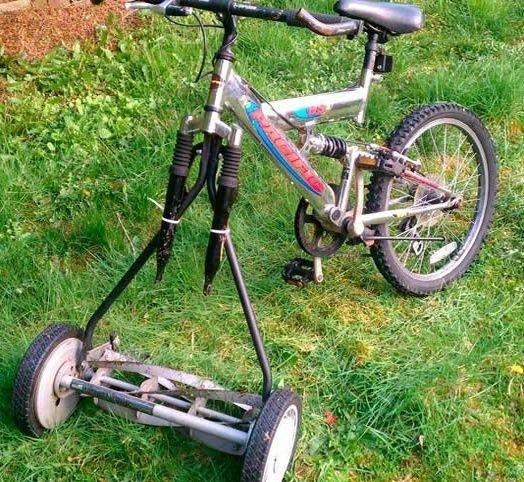 Un trois roues pour que les enfants se rendent utiles le week-end Captur16
