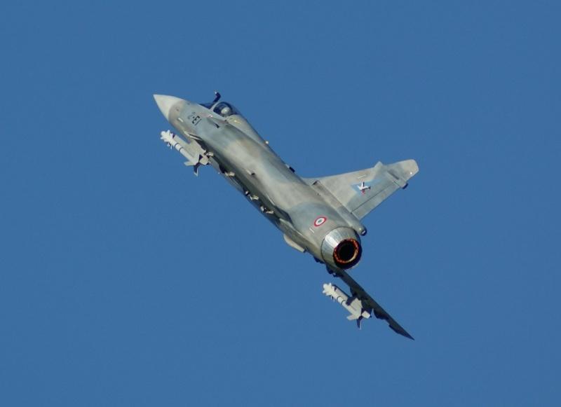 Au terrain mercredi 22 avril Mirage11