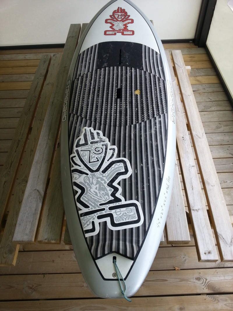 Starboard 7.7*27. 300€ 20150510