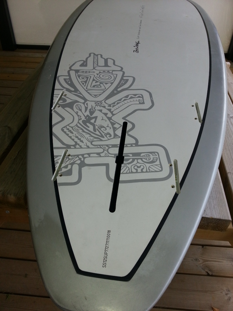 Starboard 7.7*27. 300€ 20150512
