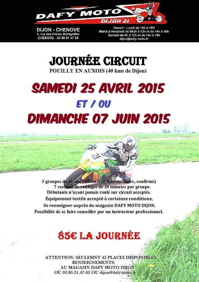 sortie piste pouilly  - Dafy moto 10552510