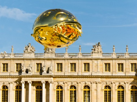 Anish Kapoor expose ses oeuvres à Versailles - Page 2 Art_1610
