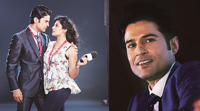 Back on Prime Time: Rajeev Khandelwal returns to the small screen Report11