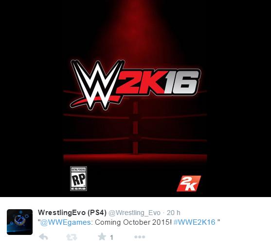 [WWE 2K16] Date officielle  Gnagna10
