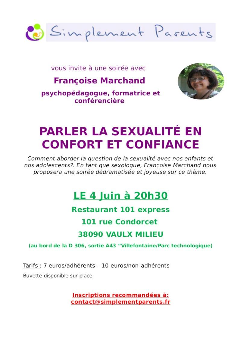 Conférence avec Françoise Marchand! Confer10