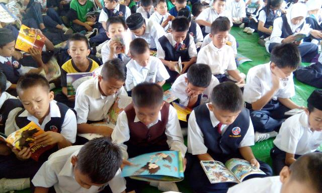 Kempen Membaca 1Malaysia -21april2015 Photo_55