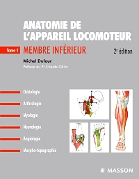 livre:Anatomie de l'appareil locomoteur - 2ème édition pdf gratuit  40805510